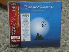 DAVID GILMOUR ON AN ISLAND LTD SPECIAL EDITION RARE OOP JAPAN CD+DVD