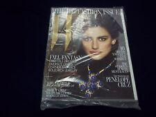 2012 SEPTEMBER W MAGAZINE - PENELOPE CRUZ - BEAUTIFUL FASHION ISSUE - D 1665