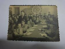 ISRAEL ORT EDUCATION REAL ANTIQUE PHOTO FROM 1930'S RARE SUPER VTG