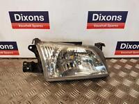 2001 MAZDA DEMIO Right Drivers O/S Head Lamp Light Halogen