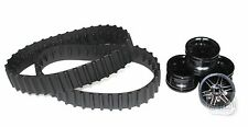 LEGO Technic - Tank Treads + Rims - New - (NXT, EV3, Conveyor, Mindstorm)