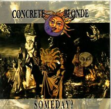 CD SINGLE  CONCRETE BLONDE	Someday ? French Promo 3-track card sleeve	CDSINGLE