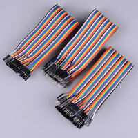 40Pin 30cm jumper wire cable  line for arduino F/F F/M M/M  gvP wr