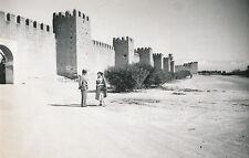 MAROC c. 1940 -  Taroudant, La Mystérieuse  Murraille - DIV 8150