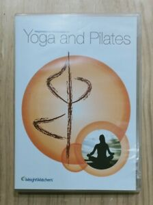 Yoga and pilates  Dvd  ( weight watchers) free shipping