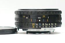 Nikon 50mm 1:1.8 Ai-S E Series lens, Pancake fits DSLR D800 D700 F6 camera Ai-s