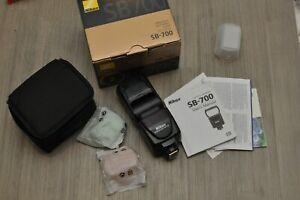 Nikon Speedlight SB-700 Shoe Mount Flash