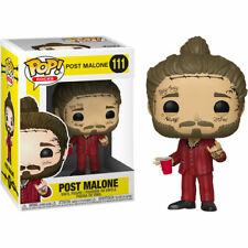 Post Malone (Singer, Rapper) Pop! Vinyl Figure NEW Funko
