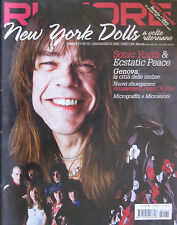 RUMORE 174 2006 New York Dolls Sonic Youth Amusement Parks On Fire Eraser Mi Ami