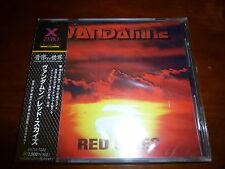 Vandamne / Red Skies JAPAN Vengeance Zinatra OOP NEW!!!!! A6