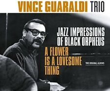 Vince Guaraldi - Jazz Impressions Of Black Orpheus / Flower Is A Lovesome Thing