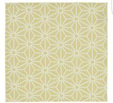 Murmur Dune Napkins in chartreuse 100% cotton x 4