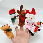 New Baby Educational Toy Animal Plush Hand Puppets Finger Puppets Parent-Child