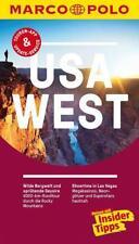 MARCO POLO Reiseführer USA West (Kein Porto)