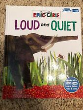 Eric Carle Book Loud And Quiet My First Smart Pad Animal Sounds Learning