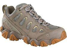 Oboz Women's Sawtooth II Low Hiking Trail Shoes - Sage/Gray NWB