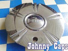 FIERRO Wheels [61] Chrome Center Caps # 5772295-CAP Custom Wheel Center Cap (1)