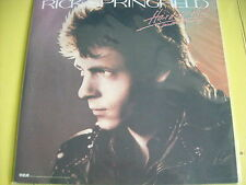 LP RICK SPRINGFIELD HARD TO HOLD SOUNDTRACK RECORDING SIGILLATO SEALED