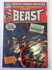 Amazing Adventures #17 Comic Book Marvel 1972
