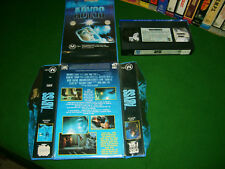 Vhs *THE ABYSS (1989)* RARE Super Collectable Early CBS/FOX Novelty Case Edition