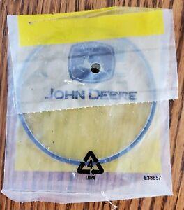 John Deere Original Equipment rubber O-ring washer #R65549