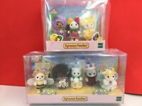 Sylvanian Families 35th Anniversary BABY Doll mascot Limited 2 set Japan DHL Fed