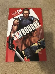 Skybourne by Frank Cho (2018, Hardcover) Mint