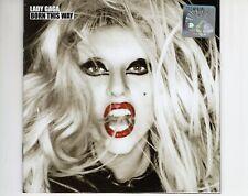 CD LADY GAGAborn this way2CD EX+  (A4209)