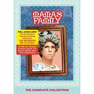 Mama's Family: The Complete Collection DVD Set