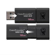 New Kingston DataTraveler DT00G3/32GB G3 16GB 16G USB 3.0 Flash Pen Drive 4D4Y