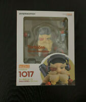 OVERWATCH TORBJORN NENDOROID #1017 CLASSIC SKIN EDITION - BRAND NEW