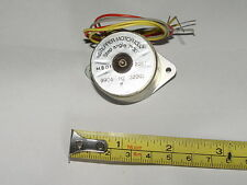 Stepper Motor 4 Phase 6 Leads DC Step Motor 12V Step angle 7'30