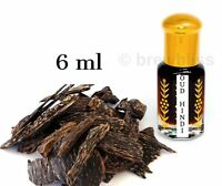 OUD HINDI 6ml Premium Assam Agarwood Extract Perfume Oil Long Lasting Dahn al OD