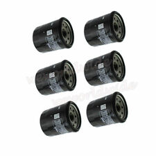 6x Oil Filter For Yamaha YFM350 450 660 YXR660 Replace 5GH-13440-10 5GH-13440-00