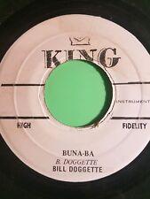 KING PEMINTO / BUNA-NA BILL DOGGETTE 45