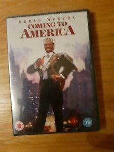 Coming To America [DVD] new and sealed