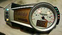 Triumph Tiger 1050 + Speed Triple 675 speedo clock dash repair service