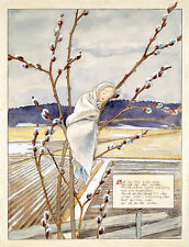 PAINTING BESKOW DID YOU SLEEP LITTLE WILLOW XXL POSTER WALL ART PRINT LLF0146