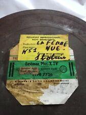 rare bobine 16 mm originale film La Femme Nue