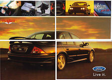 1998 FORD AU FALCON XR8 TICKFORD 4 Panel Poster