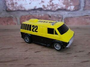 Vintage Tyco Ho Slot Car van rescue