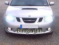 Fog Lamps Driving Light Kit for 05-08 Saab 9-2X Aero Lights AWD 2.5i  07