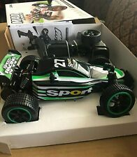 Mad Runner High Speed RC Racing Buggy Remote Control 2.4 Ghz Brand New Blexy
