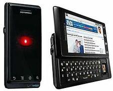 Motorola Droid A855 - Black (Verizon) Smartphone USED, POOR CONDITION