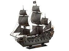 Pirati Dei Caraibi Disney La Perla Nera The Black Pearl Plastic Kit 1:72 Model