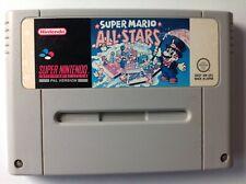 Super Mario All Stars Allstars SNES Super Nintendo S345A1