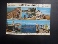 CPM Side / Coast of Jade Its Ports, Its Beaches,Its Rocks, Its Forests