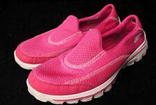 SKETCHERS GO WALK 2 ~pink - UK 4 EU 37 (gym running walking shoes trainers)