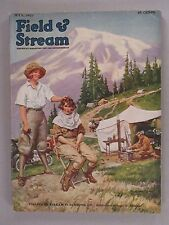 Field & Stream Magazine - July, 1923 ~~ Field and Stream