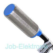 Näherungs - Schalter Hall Sensor 12mmØ PNP NO SCHLIESSER inkl. Neodym - Magnet